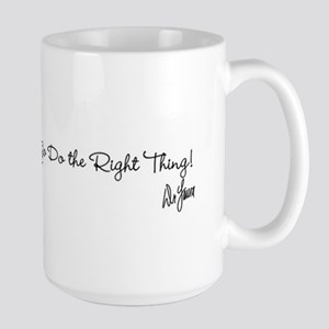 Go Do the Right Thing! Travel Mugs