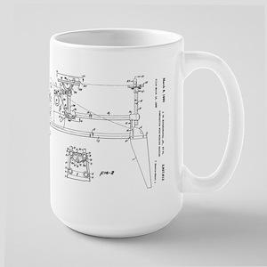 Mark V US Patent Large Mug