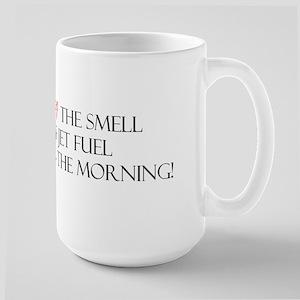 Jet Fuel Red Mugs