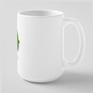 PEAS IN A POD Large Mug
