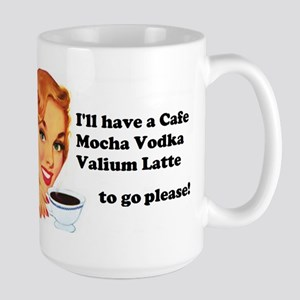 Vodka Latte ToGo Mugs