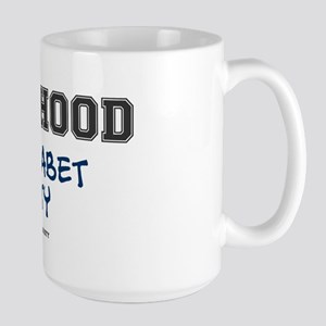 THE HOOD - ALPHABET CIT Stainless Steel Trave Mugs