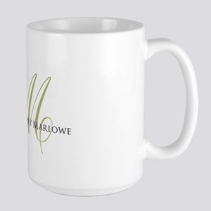 Names and Monogrammed Initial Mugs