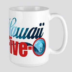 Hawaii Five O Retro Surf Mugs
