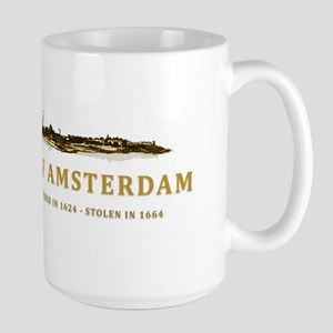 New Amsterdam founded & stolen Mugs