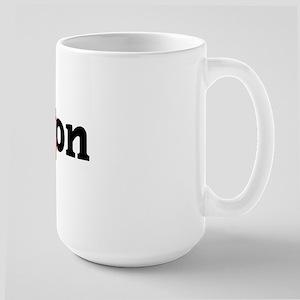 Anti Agitation Large Mug