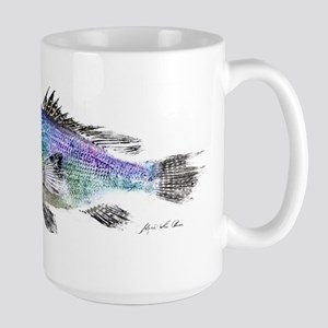 Black Sea Bass Large Mug