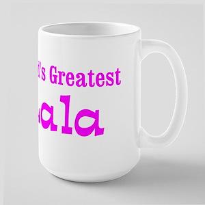 World's Greatest Lala Mugs