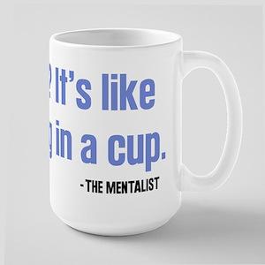 The Mentalist Large Mug
