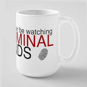 Watch Criminal Minds 15 oz Ceramic Large Mug