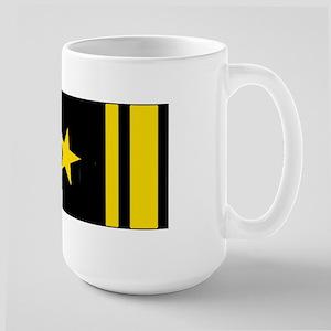 Lt. JG Board Large Mug