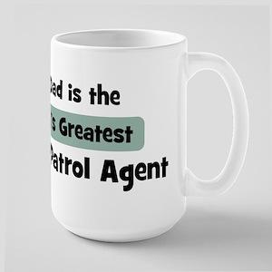 Worlds Greatest Border Patrol Mugs