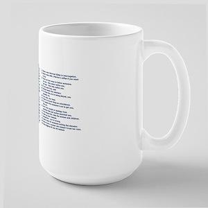 Gibbs Rules NCIS Mugs