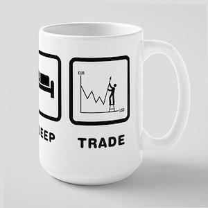 Forex / Stock Trader Large Mug