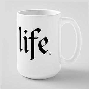 Pug Life Large Mug
