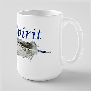 Eagle Spirit Large Mug