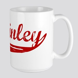 Mcginley (red vintage) Mugs