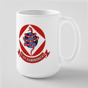 VF 102 Diamondbacks Large Mug