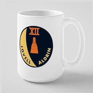 Gemini 12 Lovell/Aldrin Large Mug
