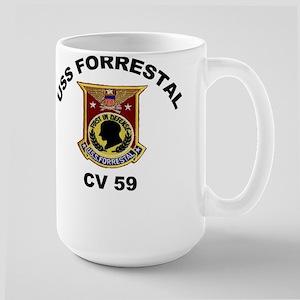 CV-59 Forresta Large Mug