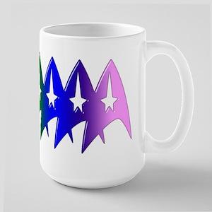 Trek Pride Original Large Mug