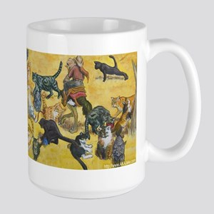 Herding Cats Mugs