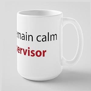 Remain Calm Mugs