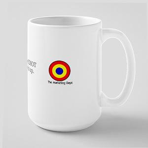 The Marketing Dept Mugs