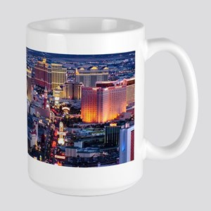 Las Vegas Strip Customized Large Mug