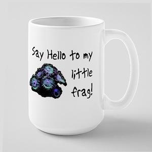 Hello Frag Large Mug