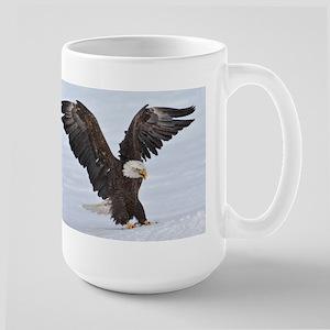 The Eagle has landed Large Mug