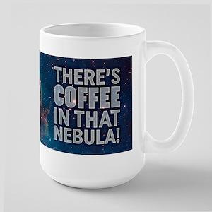 Janeway Coffee In That Nebula Mugs