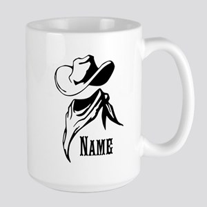 Personalize Cowboy Mugs