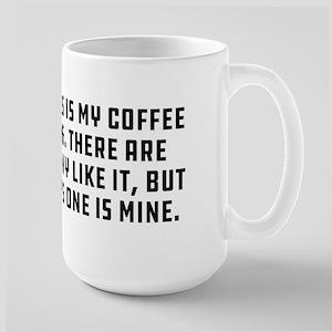 marines: this is my 15 oz Ceramic Large Mug