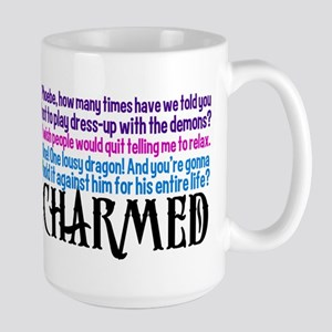 Charmed Quotes Large Mug