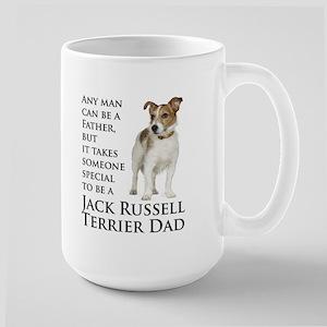 Jack Russell Dad Mugs