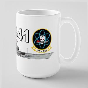 USS Midway VF-151 Mugs