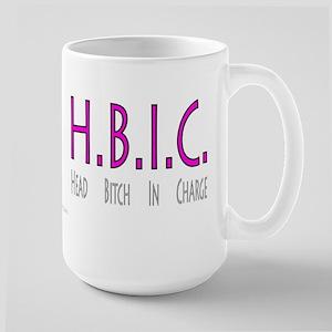 HBIC Large Mug