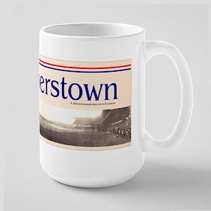 Cooperstown Americasbesth 15 oz Ceramic Large Mug