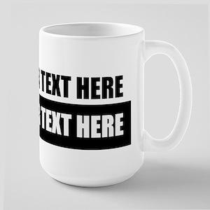 Text message Customized Mugs