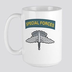 HALO Wings with Special Force Large Mug