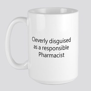Pharmacist Large Mug