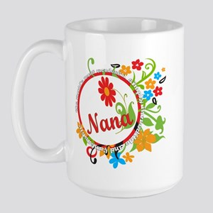 Wonderful Nana Large Mug