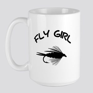 FLY GIRL Large Mug