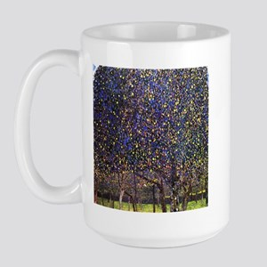 Gustav Klimt Pear Tree Large Mug