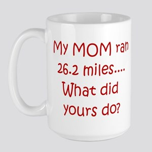 Mom Marathon Mugs