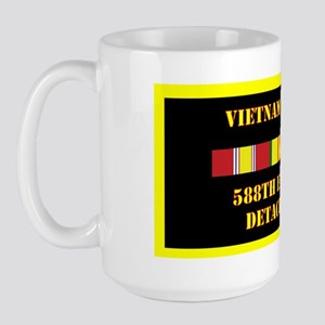 army-588th-engineer-detachment-vietnam- Large Mug