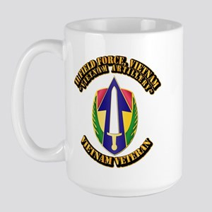 Army - II Field Force, Vietnam Large Mug