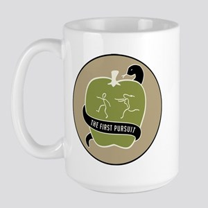 1st Pursuit Large Mug
