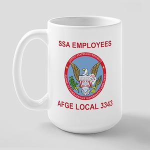 Social Security Administration Mugs - CafePress